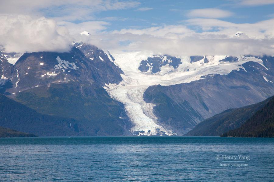 Cascade Glacier, Prince William Sound, Alaska, 8/2015
