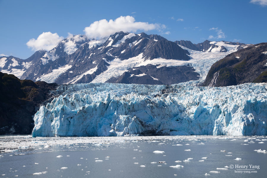 Surprise Glacier, Prince William Sound, Alaska, 8/2015