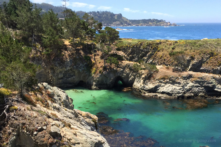 China Cove, Point Lobos State Natural Reserve