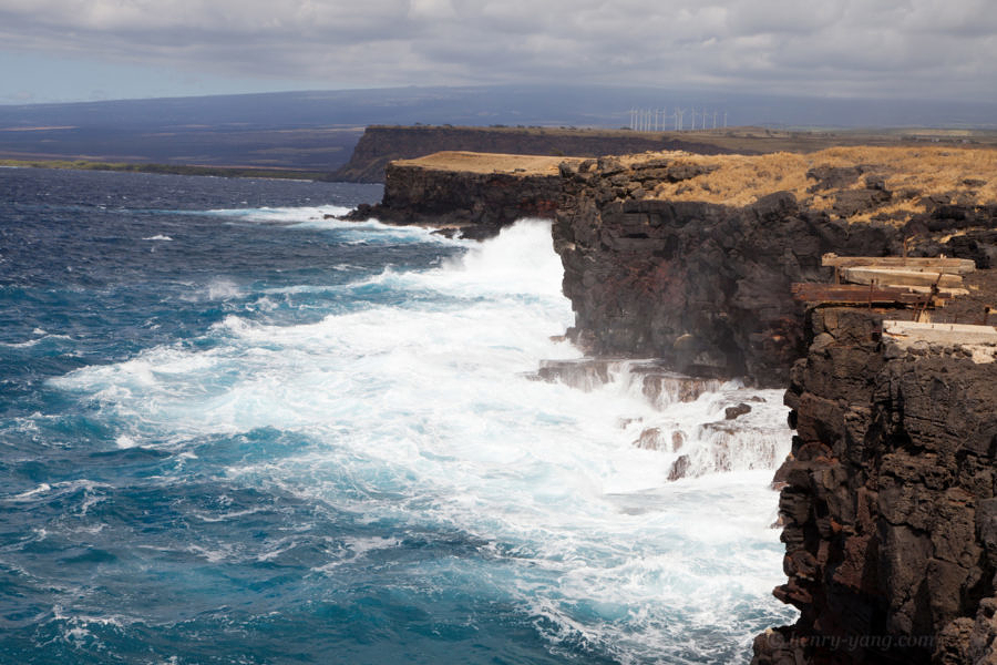 South Point, Big Island, Hawaii, 1/2015