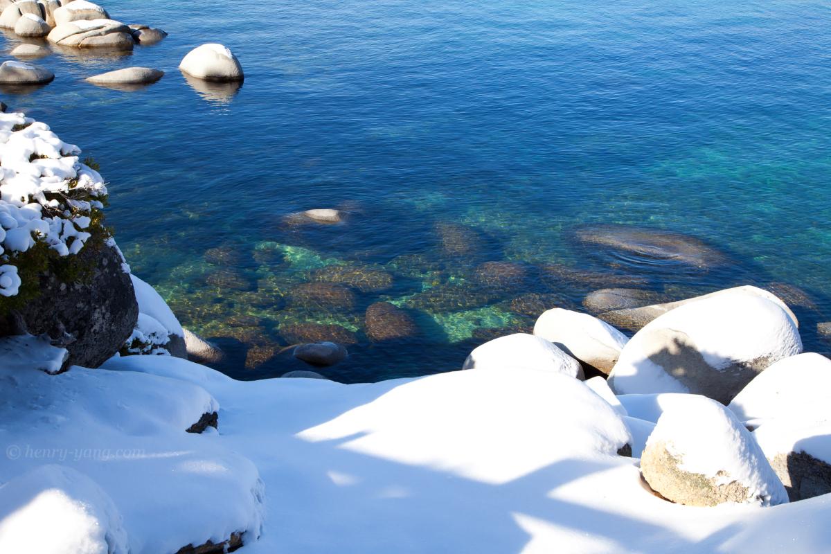 Winter At Lake Tahoe California Amp Nevada Henry Yang Photography