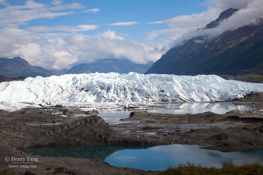 Matanuska Glacier, Alaska, 8/2015