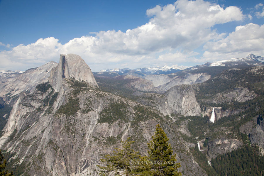 Glacier Point, Yosemite National Park, California, 5/2016