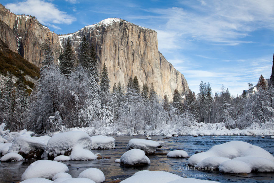 El Capitan, Yosemite National Park, California, 12/2015