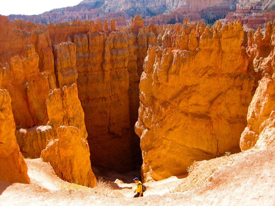 Navajo Trail, Bryce Canyon National Park, Utah, 9/2007