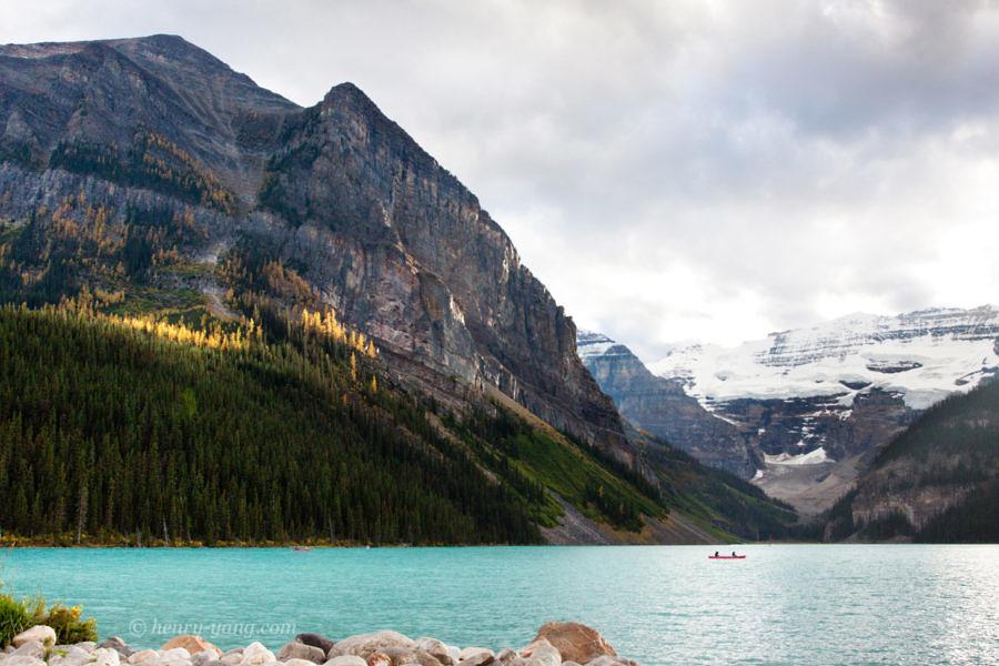 Lake Louise, Banff National Park, Alberta, Canada 9/2011