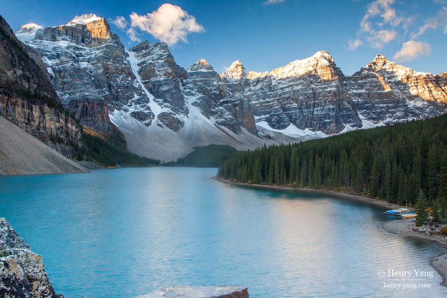 Moraine Lake, Banff National Park, Alberta, Canada 9/2011