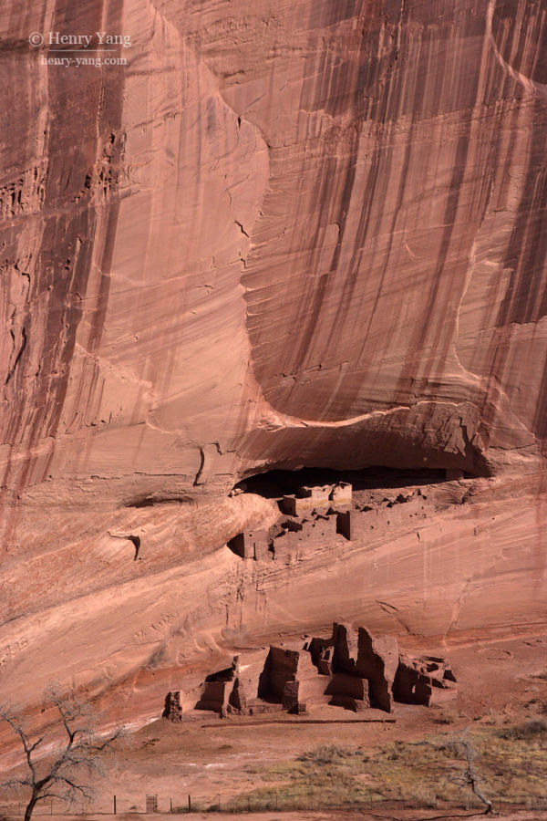 Canyon De Chelly National Monument, Arizona, 2/2008