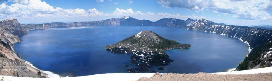 Crater Lake National Park, Oregon, 7/2006