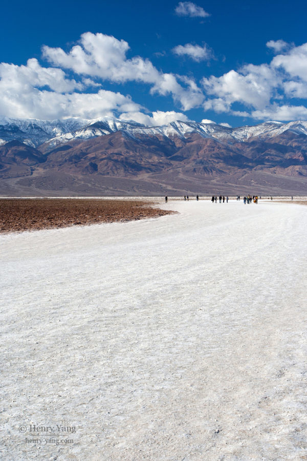 Badwater, Death Valley National Park, California, 12/2008