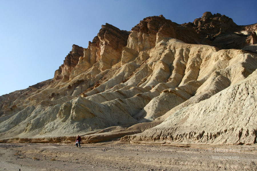 Golden Canyon, Death Valley National Park, California, 12/2008