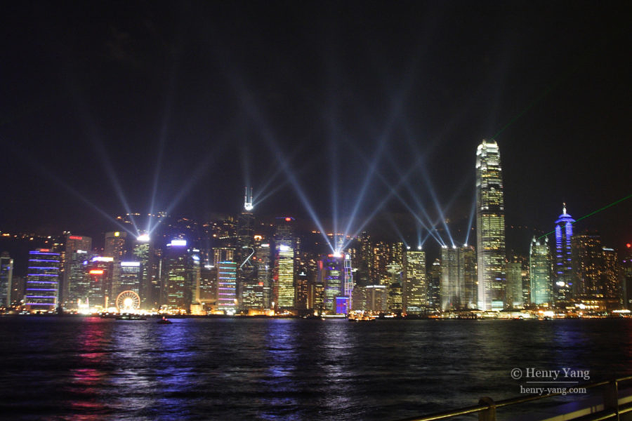 A Symphony of Lights, Hong Kong, China, 4/2007