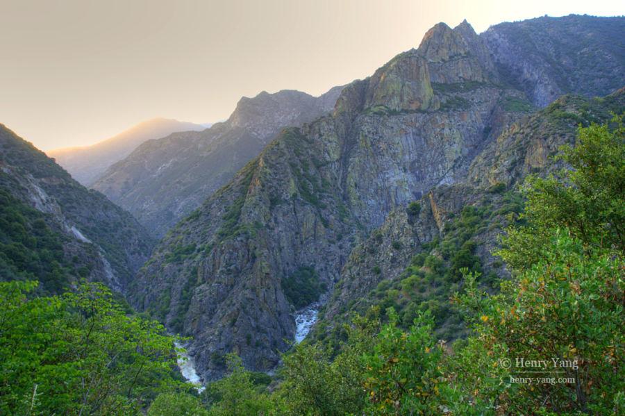 Kings Canyon National Park, California, 5/2007