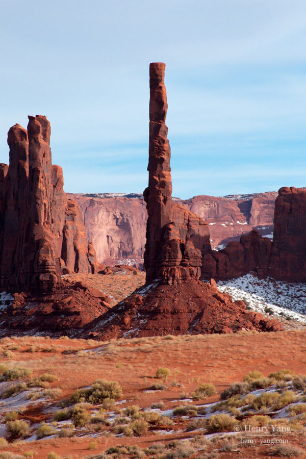 Monument Valley, Arizona, 2/2008