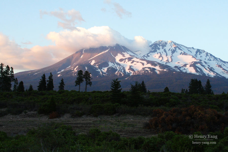 Mount Shasta, California, 7/2006