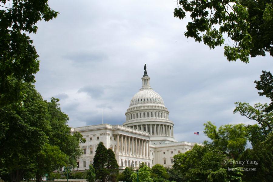 US Capitol, Washington DC, 5/2006