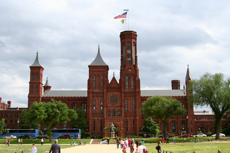 Smithsonian Institution, Washington DC, 5/2006