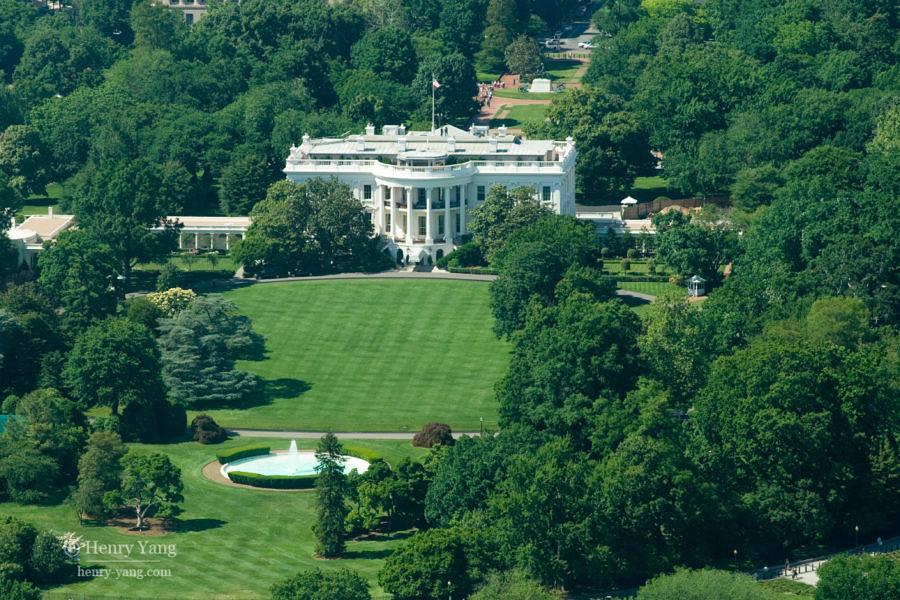 The White House, Washington DC, 5/2006