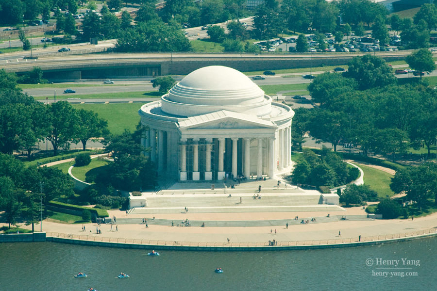Jefferson Memorial, Washington DC, 5/2006