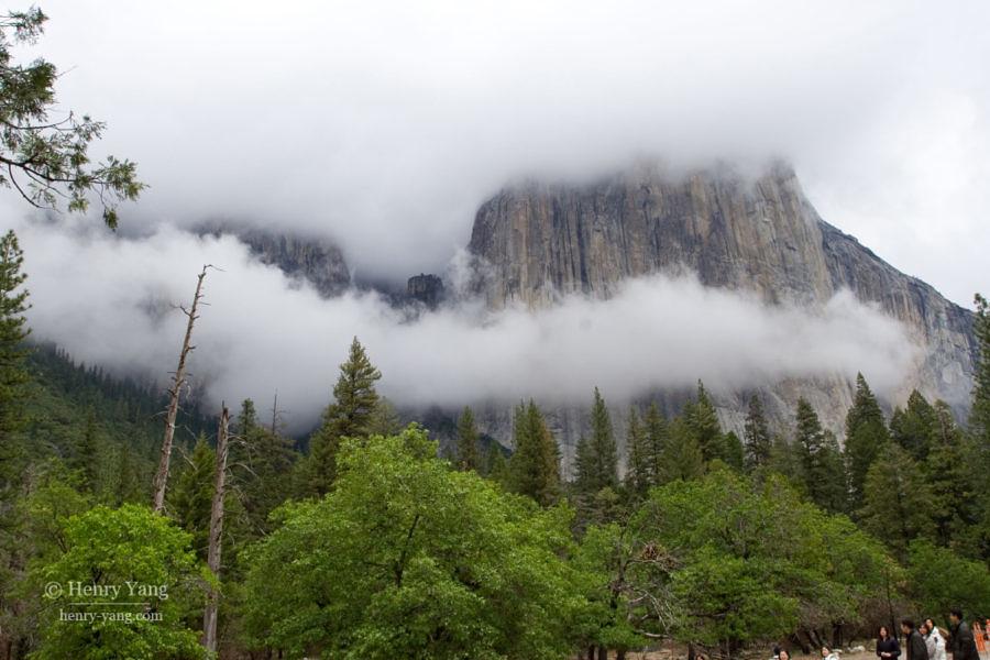 El Capitan, Yosemite National Park, California, 5/2008
