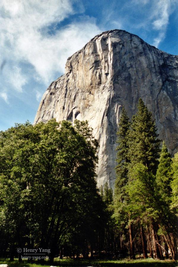 El Capitan, Yosemite National Park, California, 6/2004