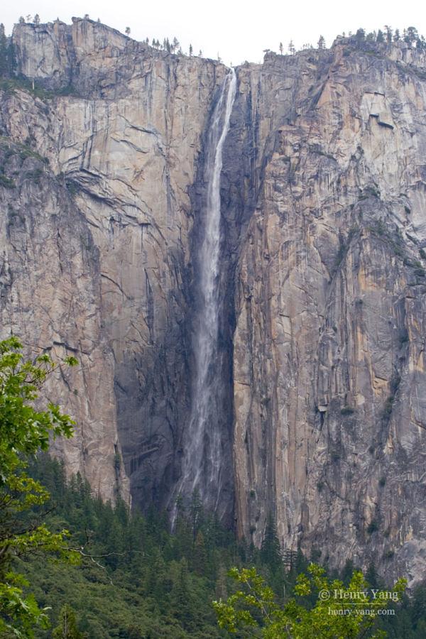 Ribbon Fall,, Yosemite National Park, California, 5/2008