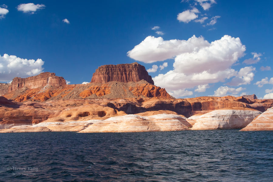 Lake Powell, Utah/Arizona, 9/2008