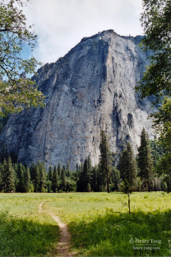 Yosemite National Park, California, 6/2004